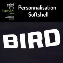 La personnalisation des vestes softshell et textiles softshell