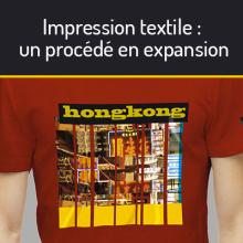 L'impression textile, un procédé en expansion
